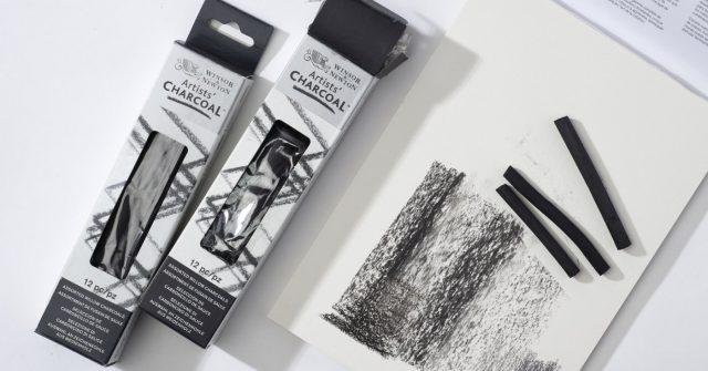 Charcoal sets