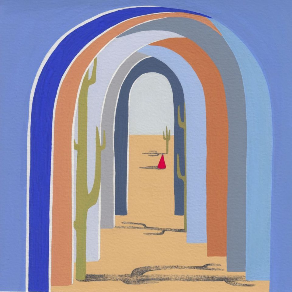 'Los Arcos Infinitos' © Paula Rivas