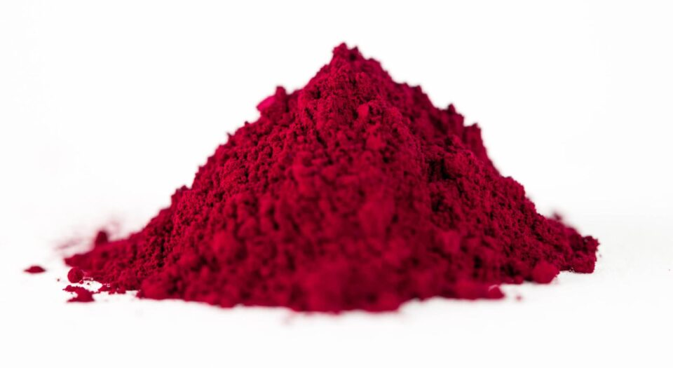 History of pigments