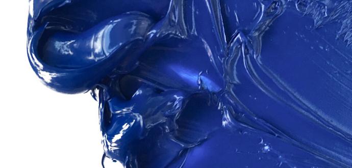cobalt blue texture