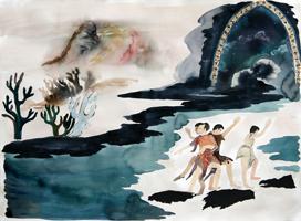 Freya Douglas-Morris, Dance of the Shadows, 2013