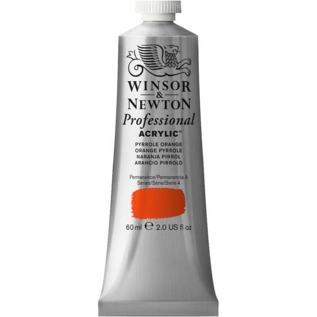 Image of Professional Acrylic - Pyrrole Orange, 60ml
