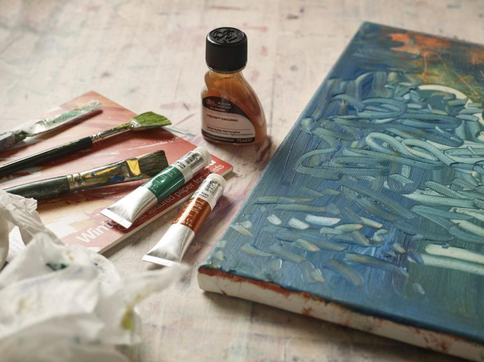 Understanding the three oil painting rules