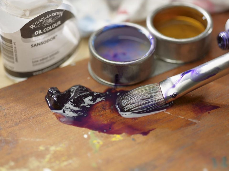 The oil painter's guide