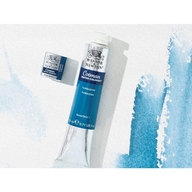 Cotman Water Colour