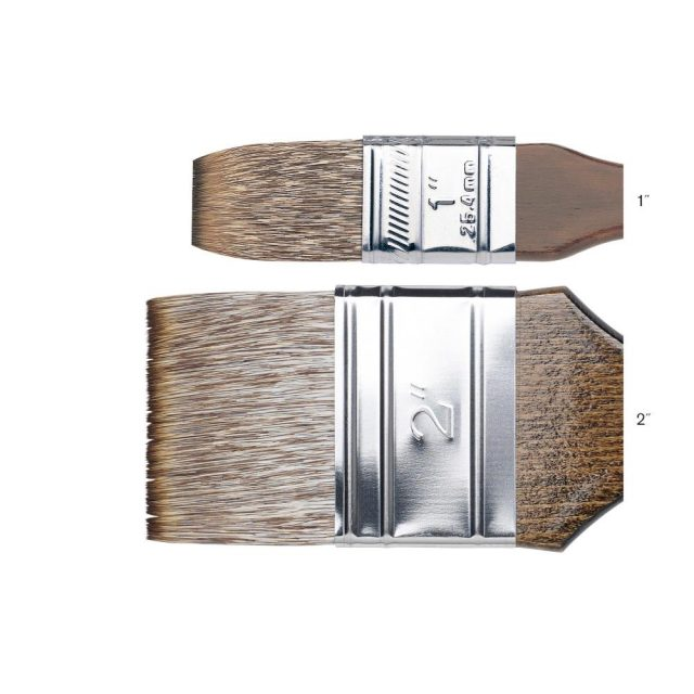 "Image of Monarch Brush - Monarch, Glazing, Standard, 1"""