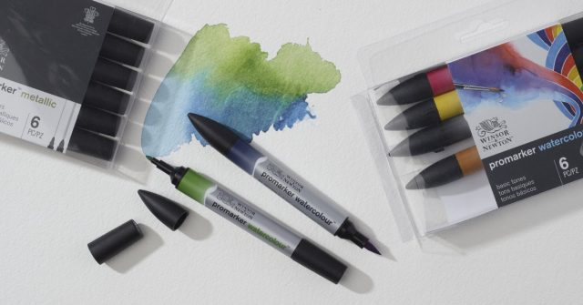 graphic marker sets