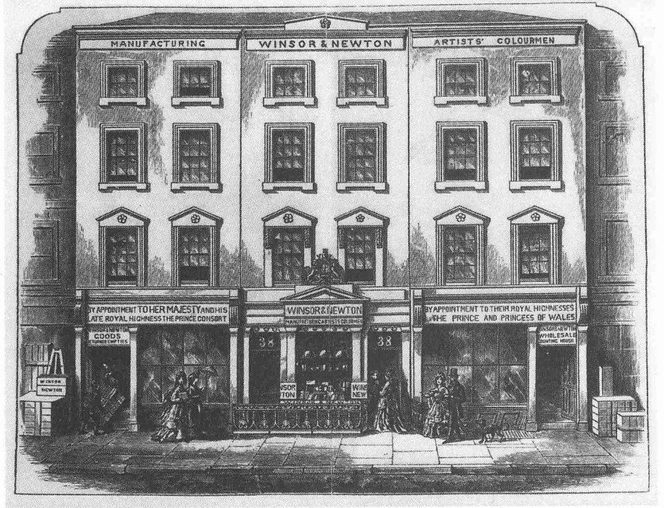 Rathbone Place, London