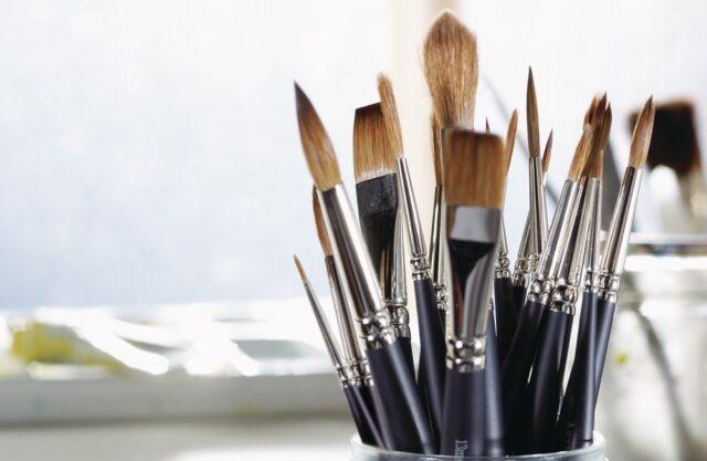 Choosing your brush