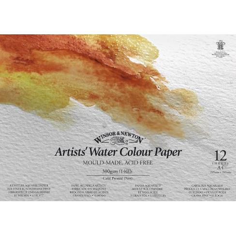 Water Colour Marker Paper Pad
