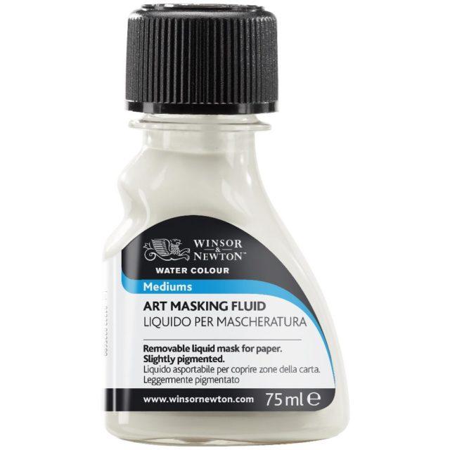 Image of Watercolour Medium - Art Masking Fluid, 75ml