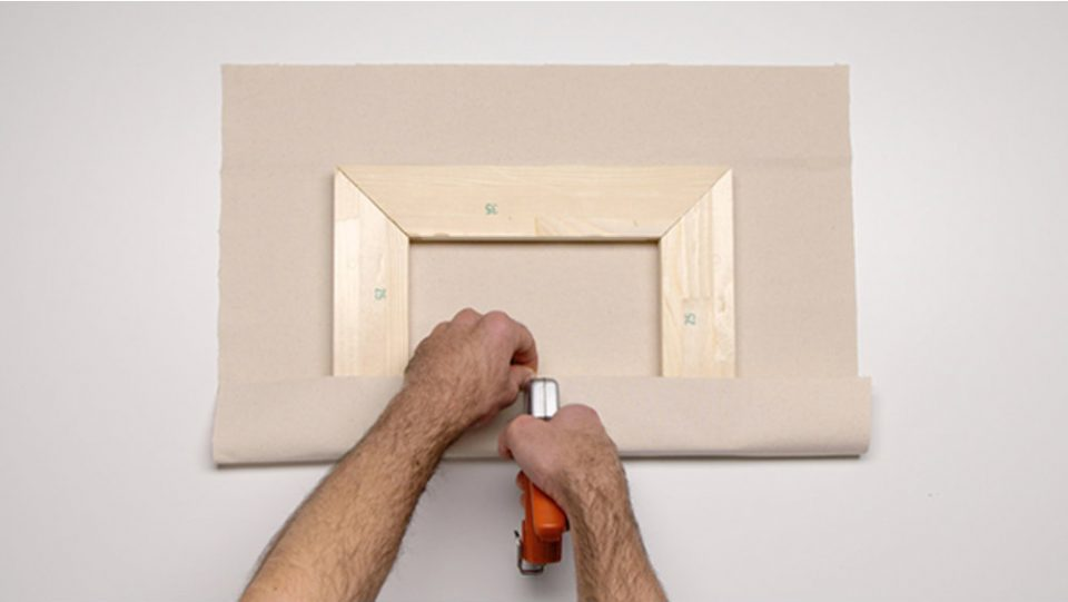 Canvas Stretching Techniques