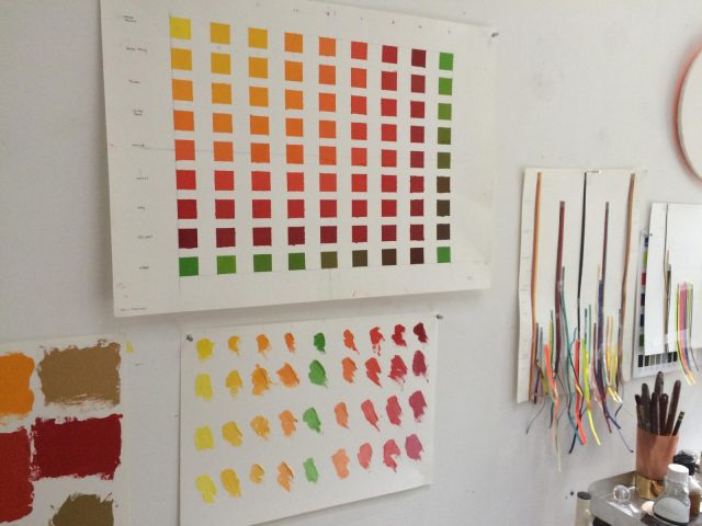 Material Matters: Jo Volley on using Cadmium-Free Artists' Oil Colour