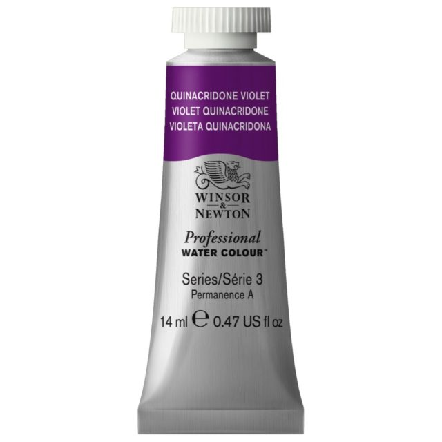 Image of Professional Watercolour - Quinacridone Violet, 14ml