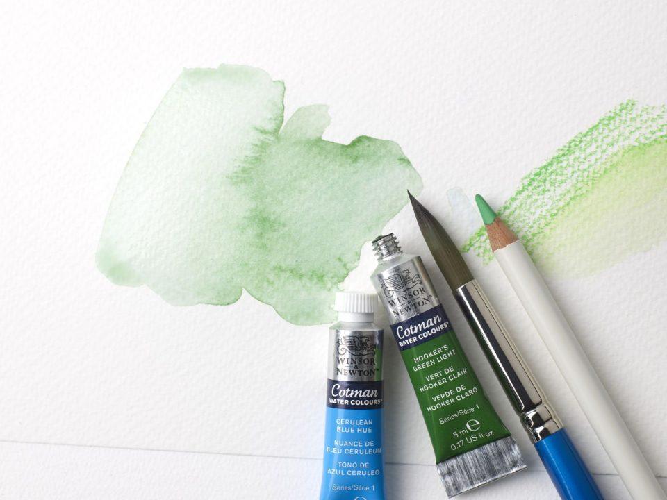 Choosing a watercolour surface