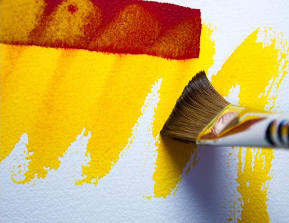 Using gouache vs acrylic