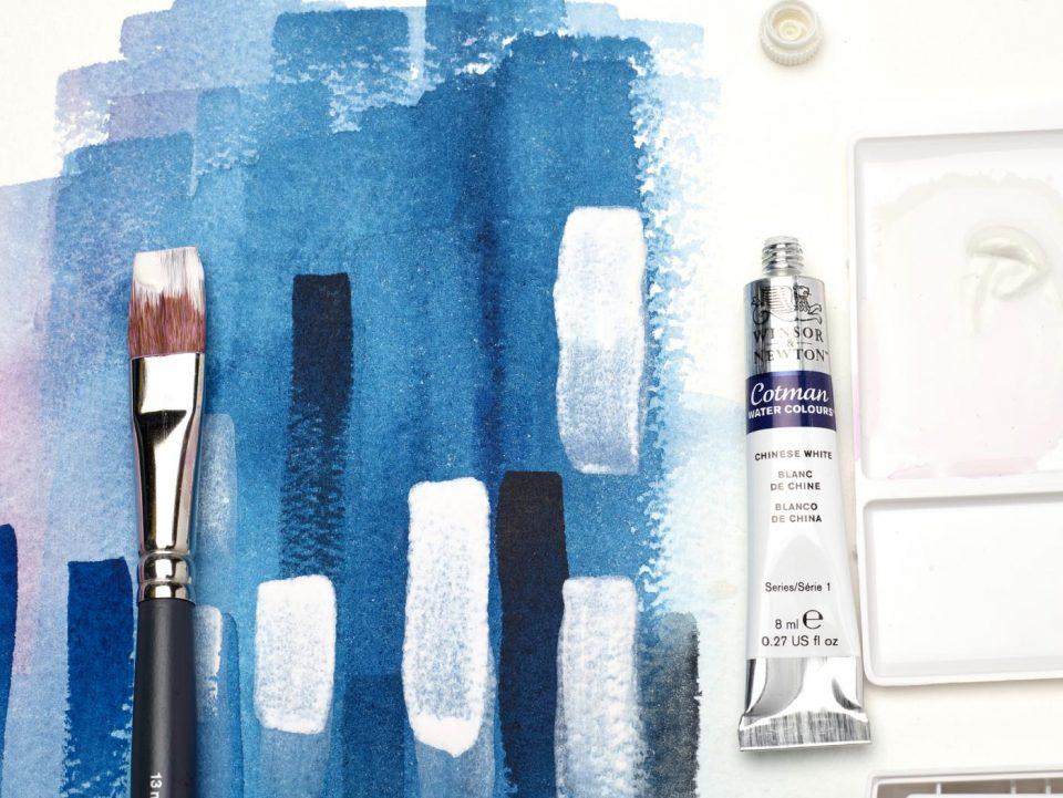 WN watercolour white article asset
