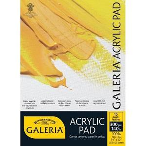 Galeria Acrylic Pad