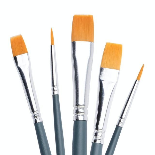 Best paint brushes for watercolor