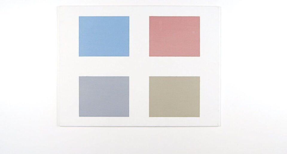 Image of mid tone base colours