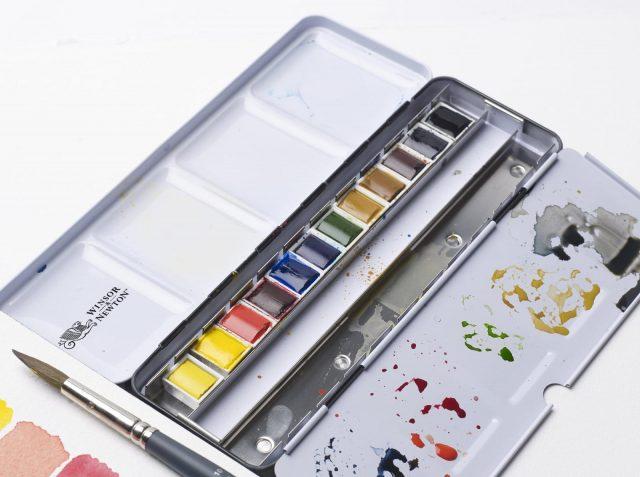 Professional Watercolour Set