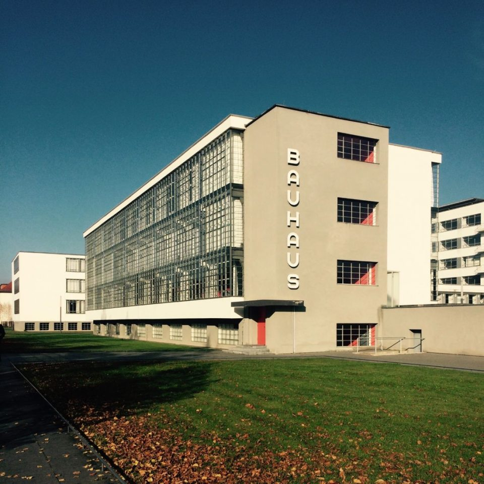Bauhaus Dessau, Germany